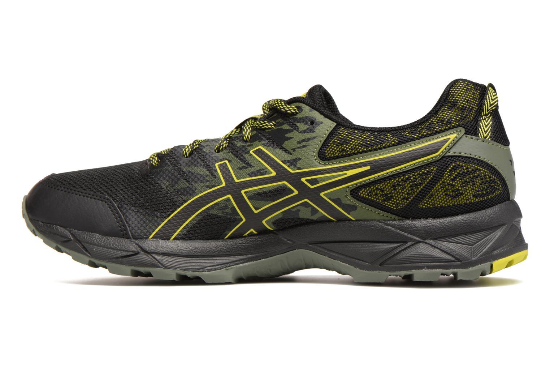 Chaussures de sport Asics Gel-Sonoma 3 Noir vue face