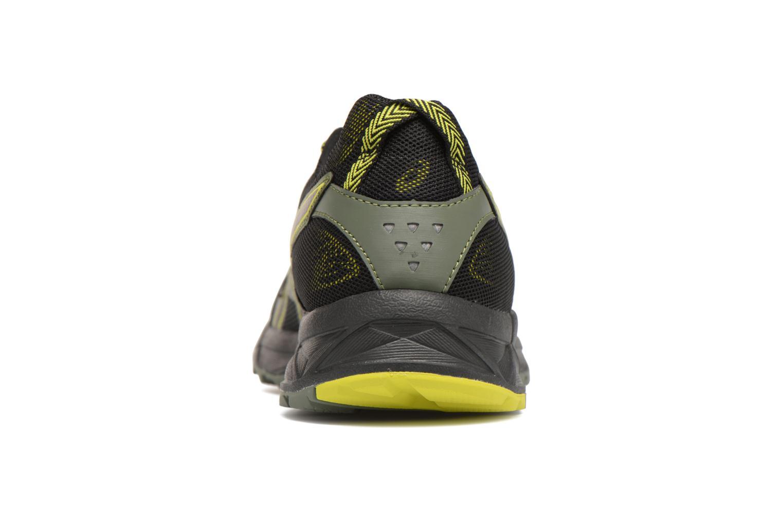 Chaussures de sport Asics Gel-Sonoma 3 Noir vue droite