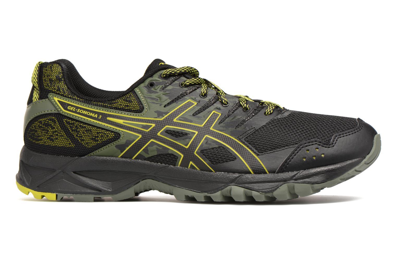 Chaussures de sport Asics Gel-Sonoma 3 Noir vue derrière