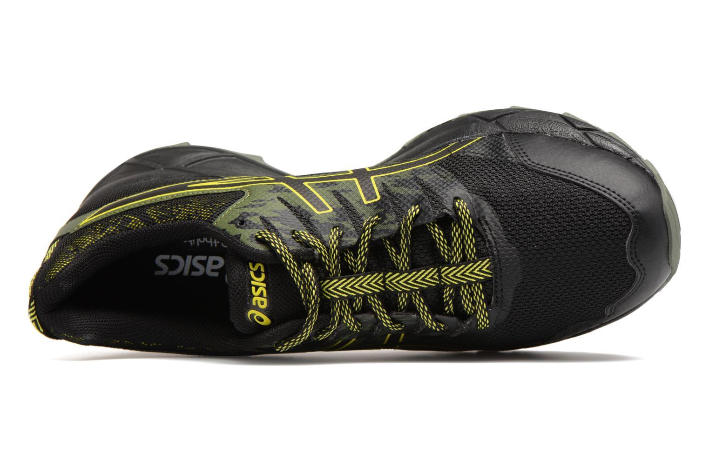 Chaussures de sport Asics Gel-Sonoma 3 Noir vue gauche