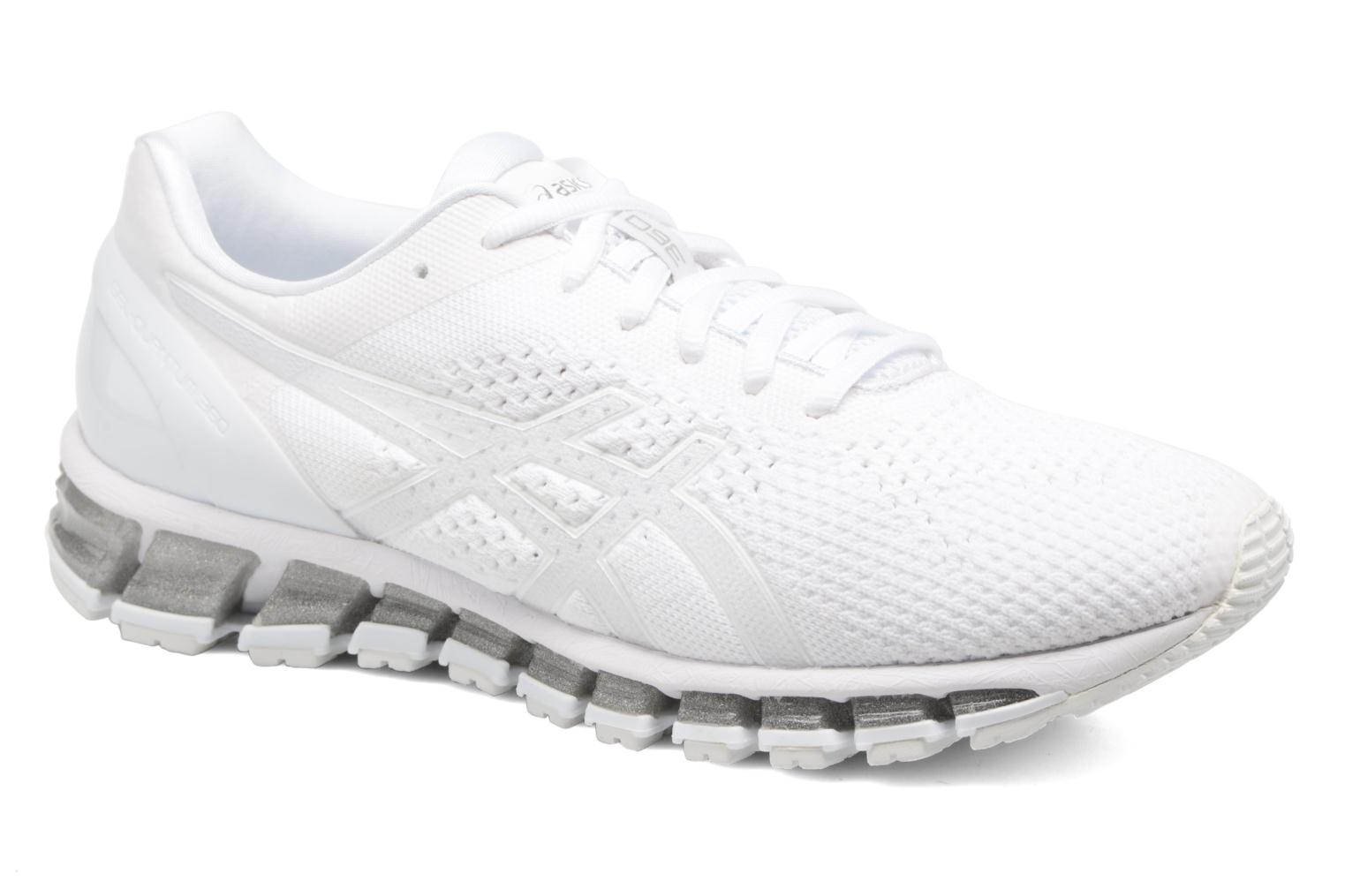 asics blanches