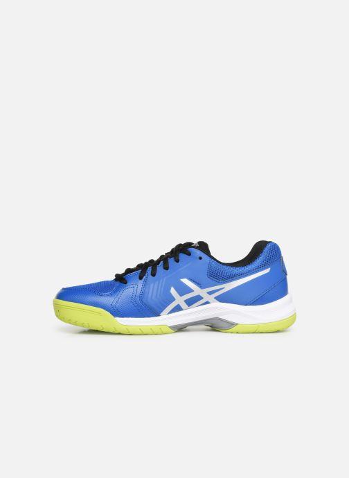 Zapatillas de deporte Asics Gel-Dedicate 5 Azul vista de frente