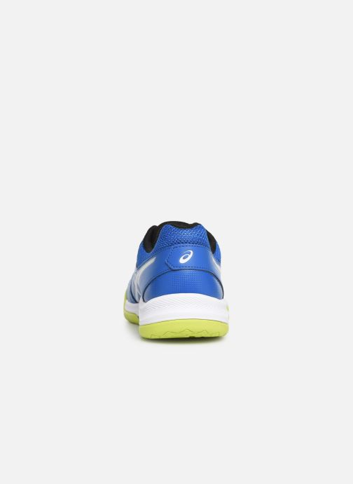 Zapatillas de deporte Asics Gel-Dedicate 5 Azul vista lateral derecha