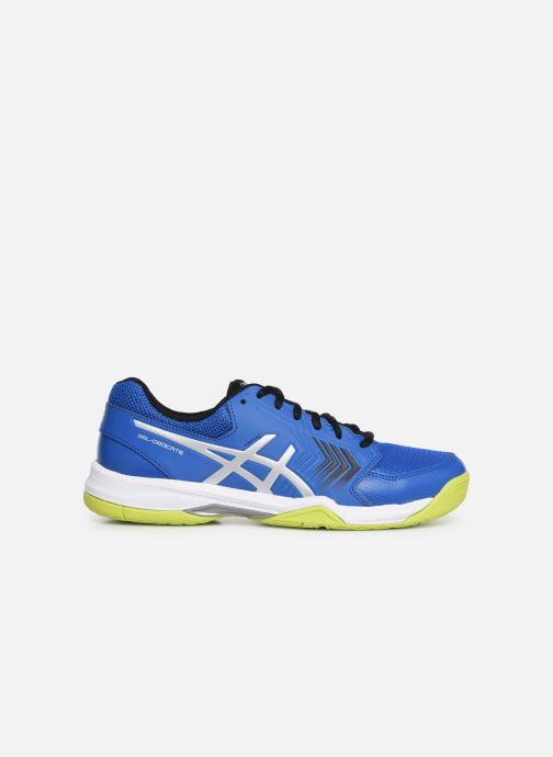 Sportschoenen Asics Gel-Dedicate 5 Blauw achterkant