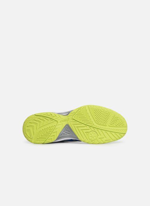 Sportschoenen Asics Gel-Dedicate 5 Blauw boven