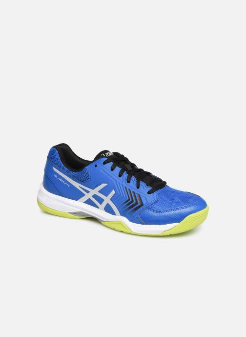 Zapatillas de deporte Asics Gel-Dedicate 5 Azul vista de detalle / par