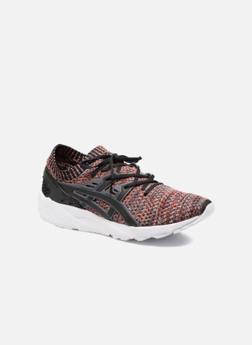 Trainers Asics Gel Kayano Trainer Knit Black detailed view/ Pair view