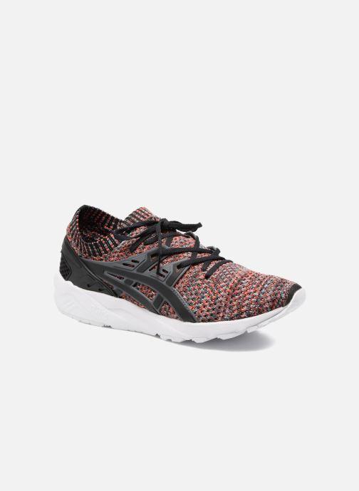 Sneakers Asics Gel Kayano Trainer Knit Zwart detail