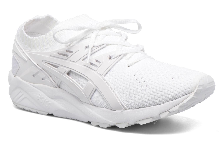 Asics Gel Kayano Trainer Knit blanco