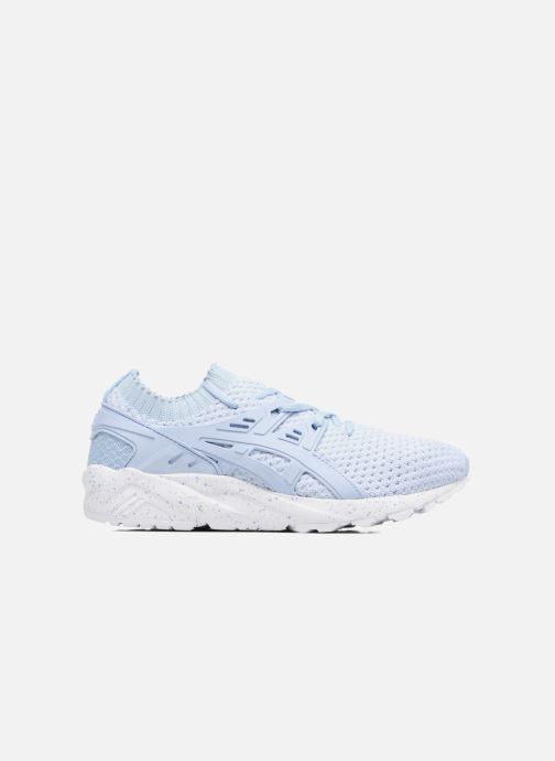 Sneakers Asics Gel Kayano Trainer Knit W Blauw achterkant