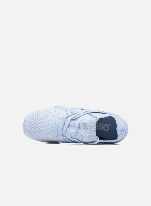 Sneakers Asics Gel Kayano Trainer Knit W Blauw links