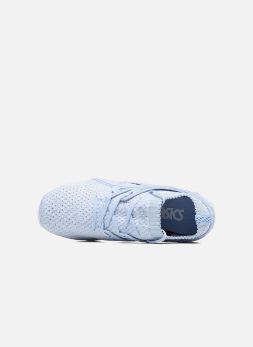 Sneakers Asics Gel Kayano Trainer Knit W Azzurro immagine sinistra