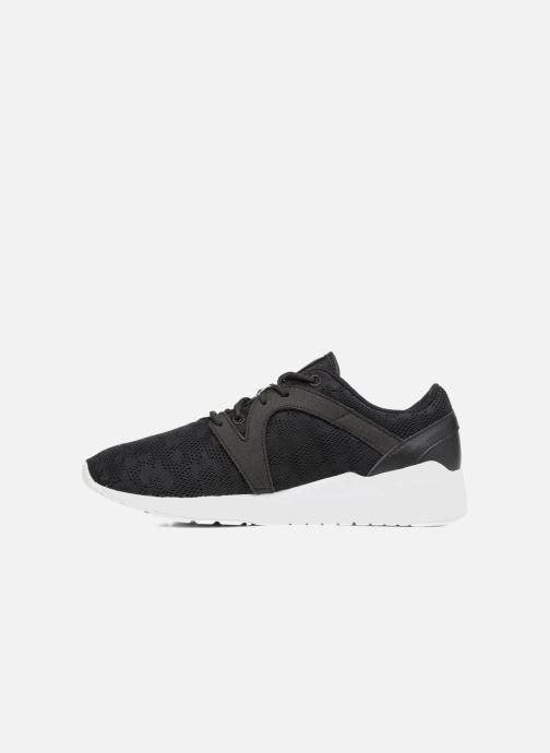 Sneakers Asics Gel-Lyte Komachi W Zwart voorkant