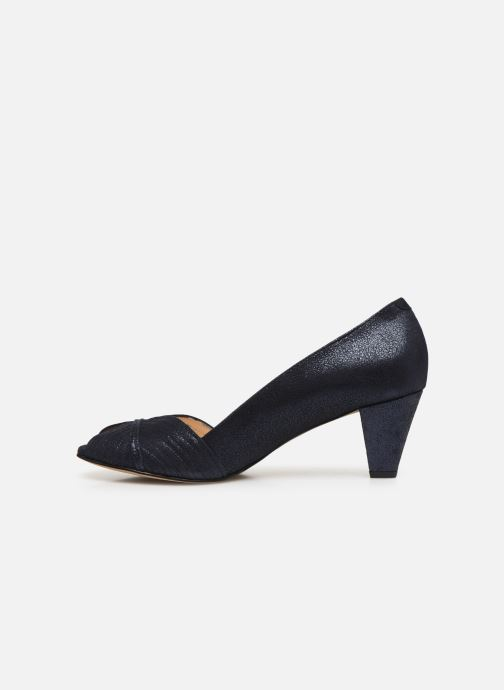 Zapatos de tacón Jonak Depois Azul vista de frente