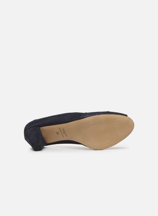 Zapatos de tacón Jonak Depois Azul vista de arriba