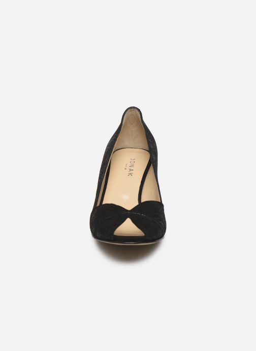 Escarpins Jonak Depois Noir vue portées chaussures