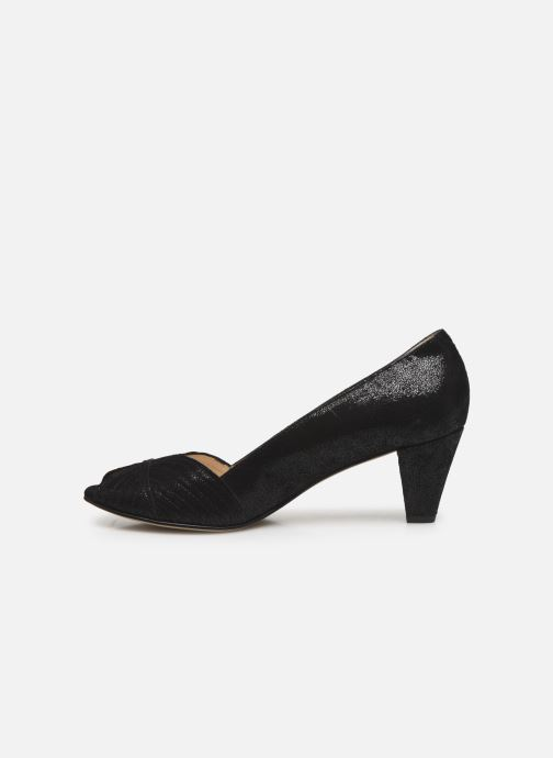 Zapatos de tacón Jonak Depois Negro vista de frente