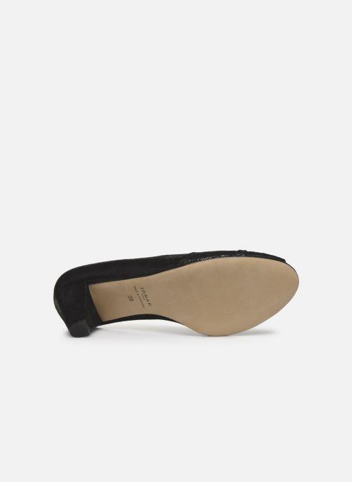 Zapatos de tacón Jonak Depois Negro vista de arriba