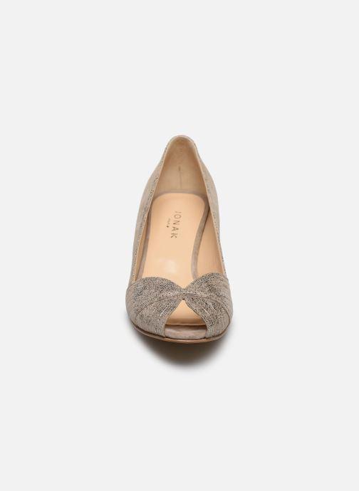 Zapatos de tacón Jonak Depois Oro y bronce vista del modelo