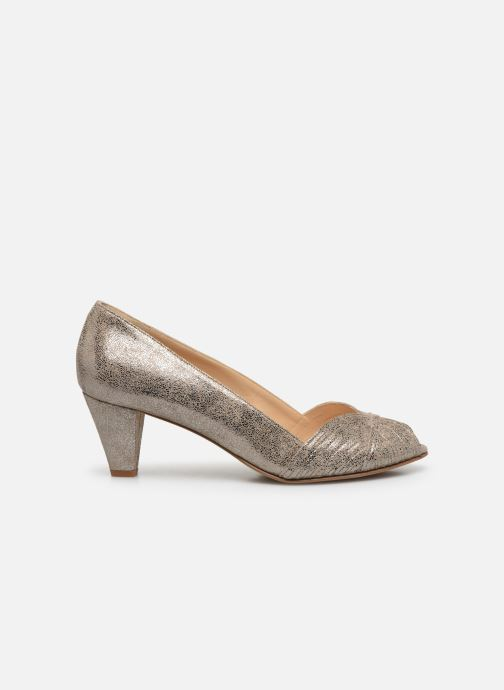 Zapatos de tacón Jonak Depois Oro y bronce vistra trasera