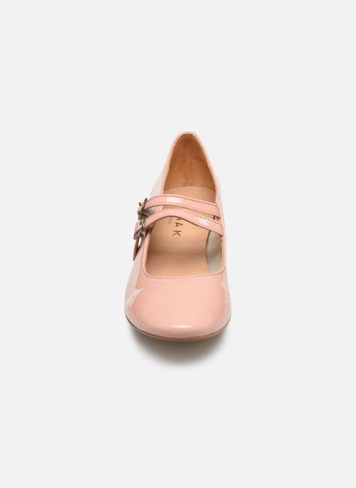 Zapatos de tacón Jonak Aliette Rosa vista del modelo