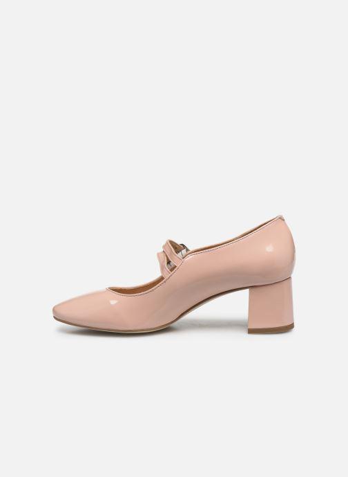 Zapatos de tacón Jonak Aliette Rosa vista de frente