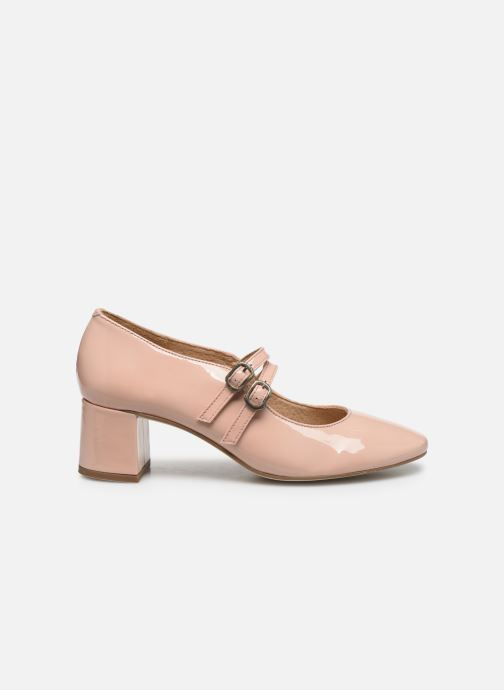 Zapatos de tacón Jonak Aliette Rosa vistra trasera