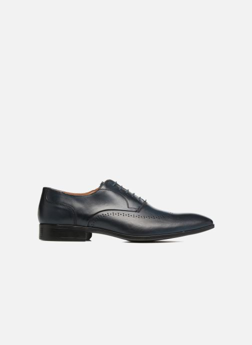 Lace-up shoes Marvin&co Romford Blue back view