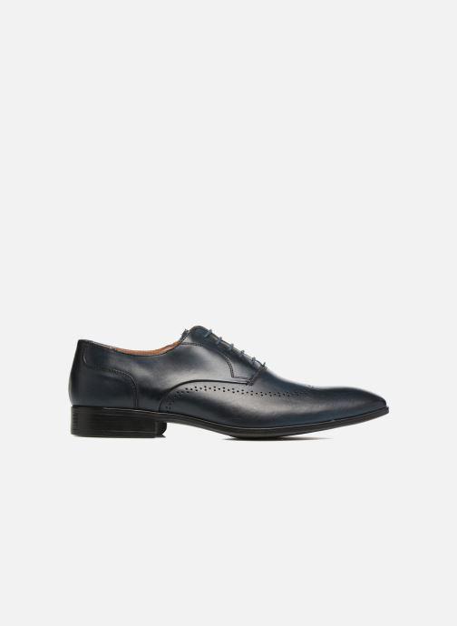 Zapatos con cordones Marvin&Co Romford Azul vistra trasera