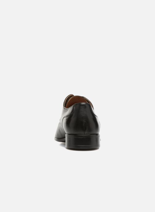 Chaussures à lacets Marvin&Co Romford Noir vue droite