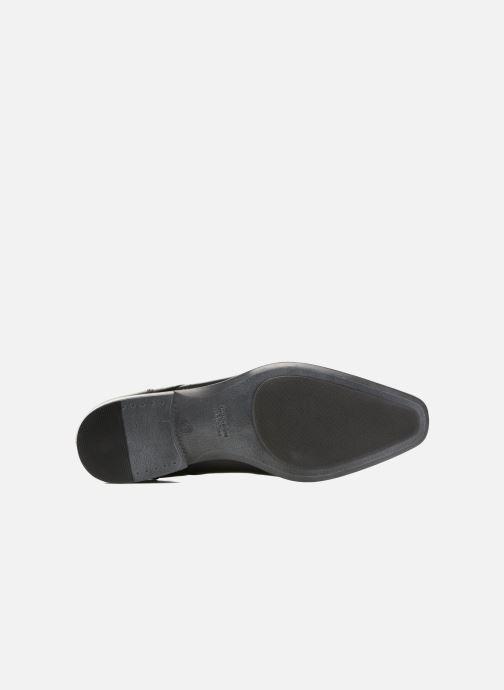 Zapatos con cordones Marvin&Co Romford Negro vista de arriba