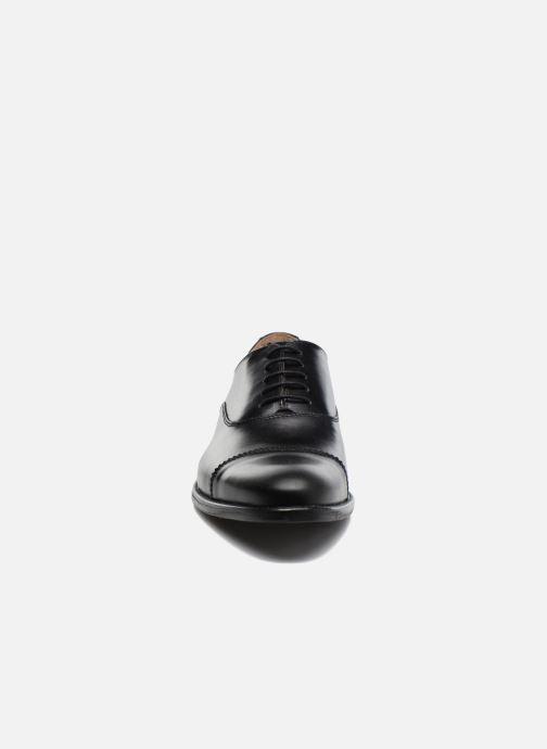 Schnürschuhe Marvin&Co Richmond schwarz schuhe getragen
