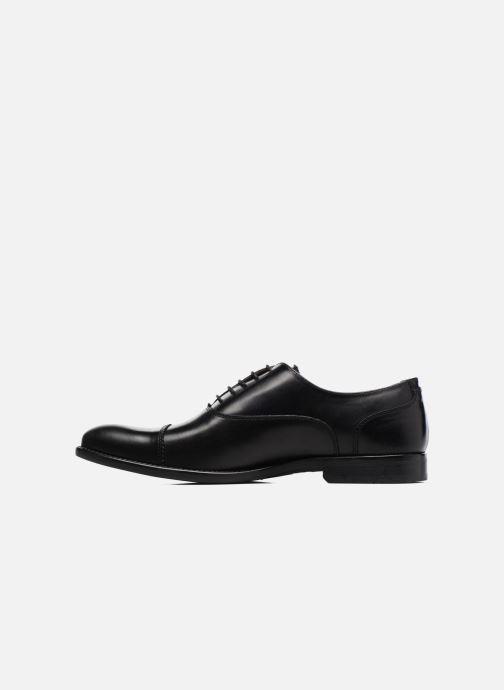 Chaussures à lacets Marvin&Co Richmond Noir vue face
