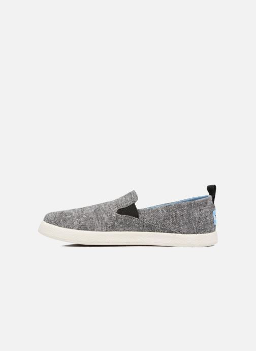Trainers TOMS Avalon Grey front view