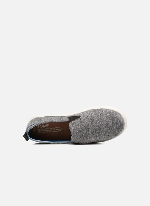 Trainers TOMS Avalon Grey view from the left