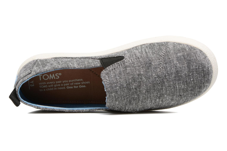 Sneakers TOMS Avalon Grijs links