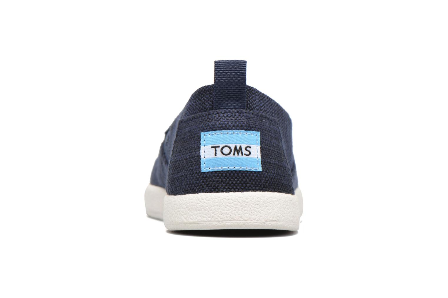 Sneakers TOMS Avalon Blauw rechts