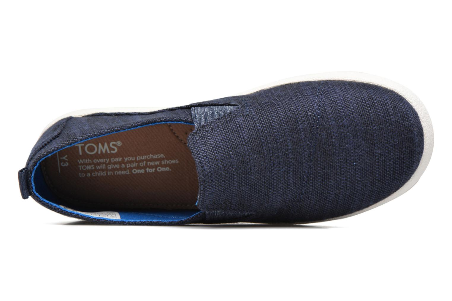 Sneakers TOMS Avalon Blauw links