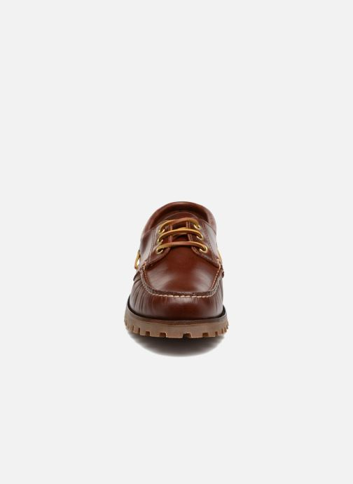Lace-up shoes Marvin&co Smount Brown model view