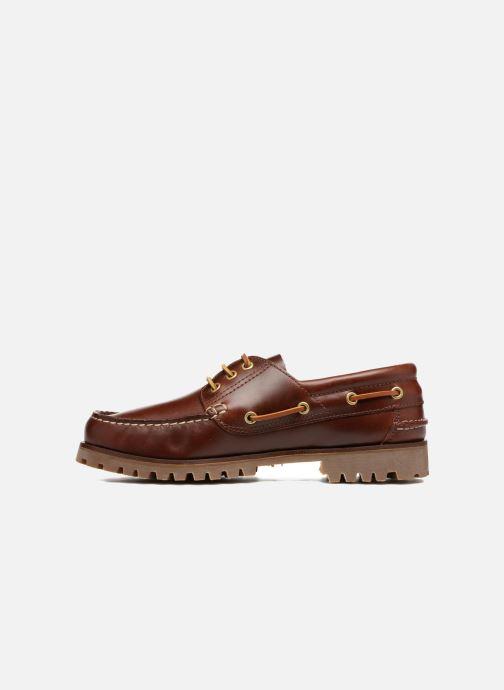 Chaussures à lacets Marvin&Co Smount Marron vue face