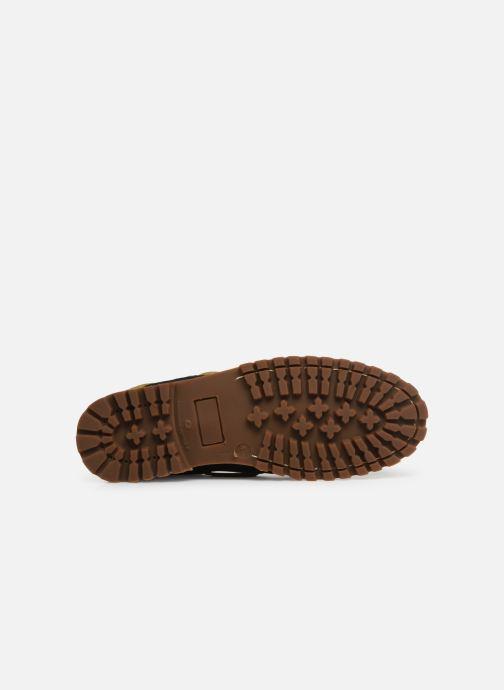 Chaussures à lacets Marvin&Co Smount Bleu vue haut