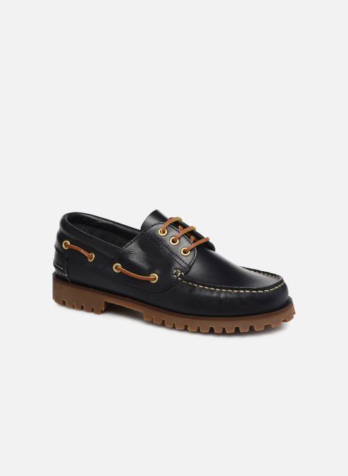 Chaussures à lacets Marvin&Co Smount Bleu vue détail/paire