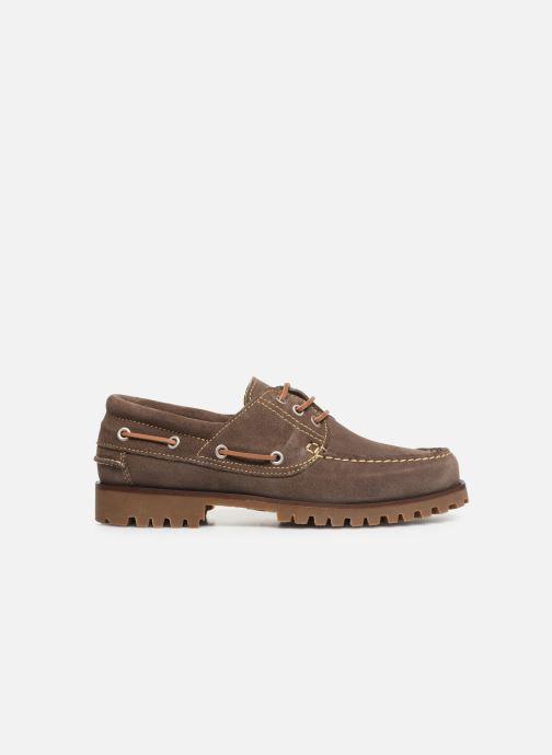 Chaussures à lacets Marvin&Co Smount Gris vue derrière