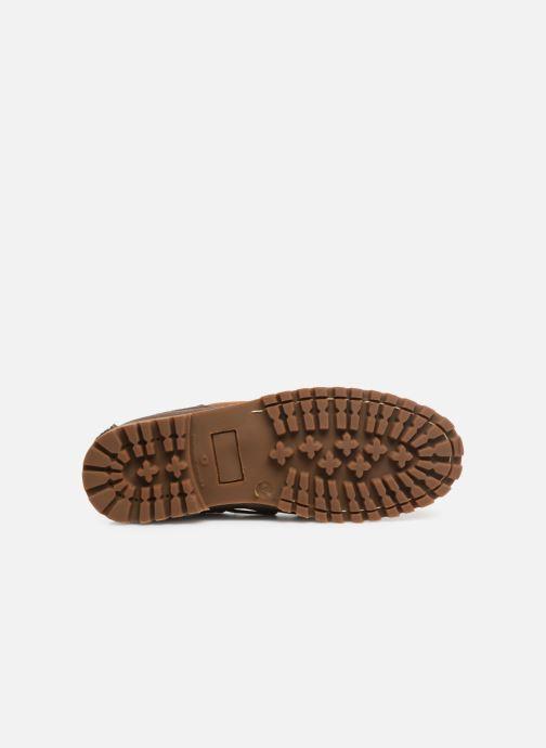 Chaussures à lacets Marvin&Co Smount Gris vue haut