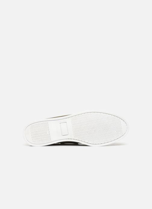 Chaussures à lacets Marvin&Co Satingh Vert vue haut
