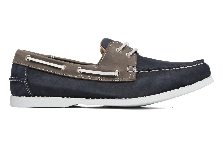 Chaussures à lacets Marvin&Co Satingh Bleu vue derrière