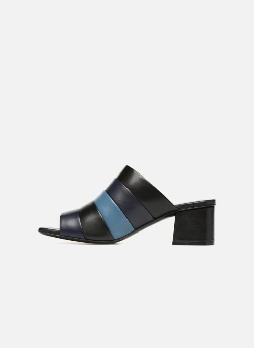 Mules & clogs Opening Ceremony Ellenha Mule Black front view