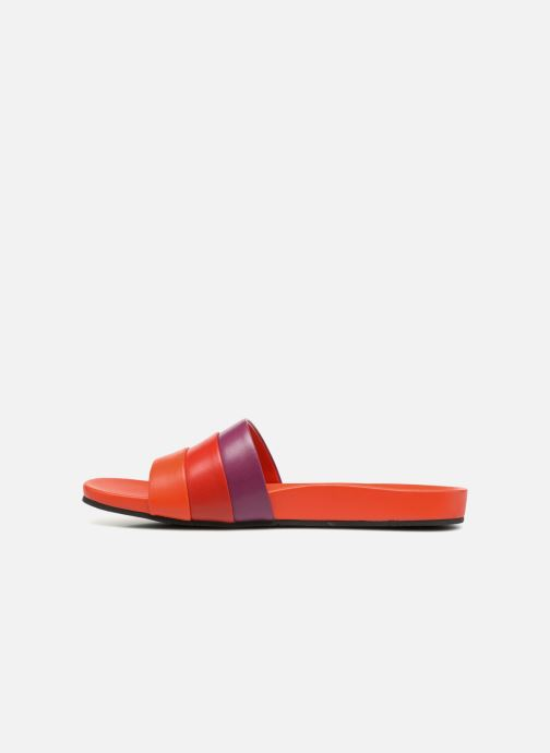 Mules et sabots Opening Ceremony Kaatya Sandal Rouge vue face