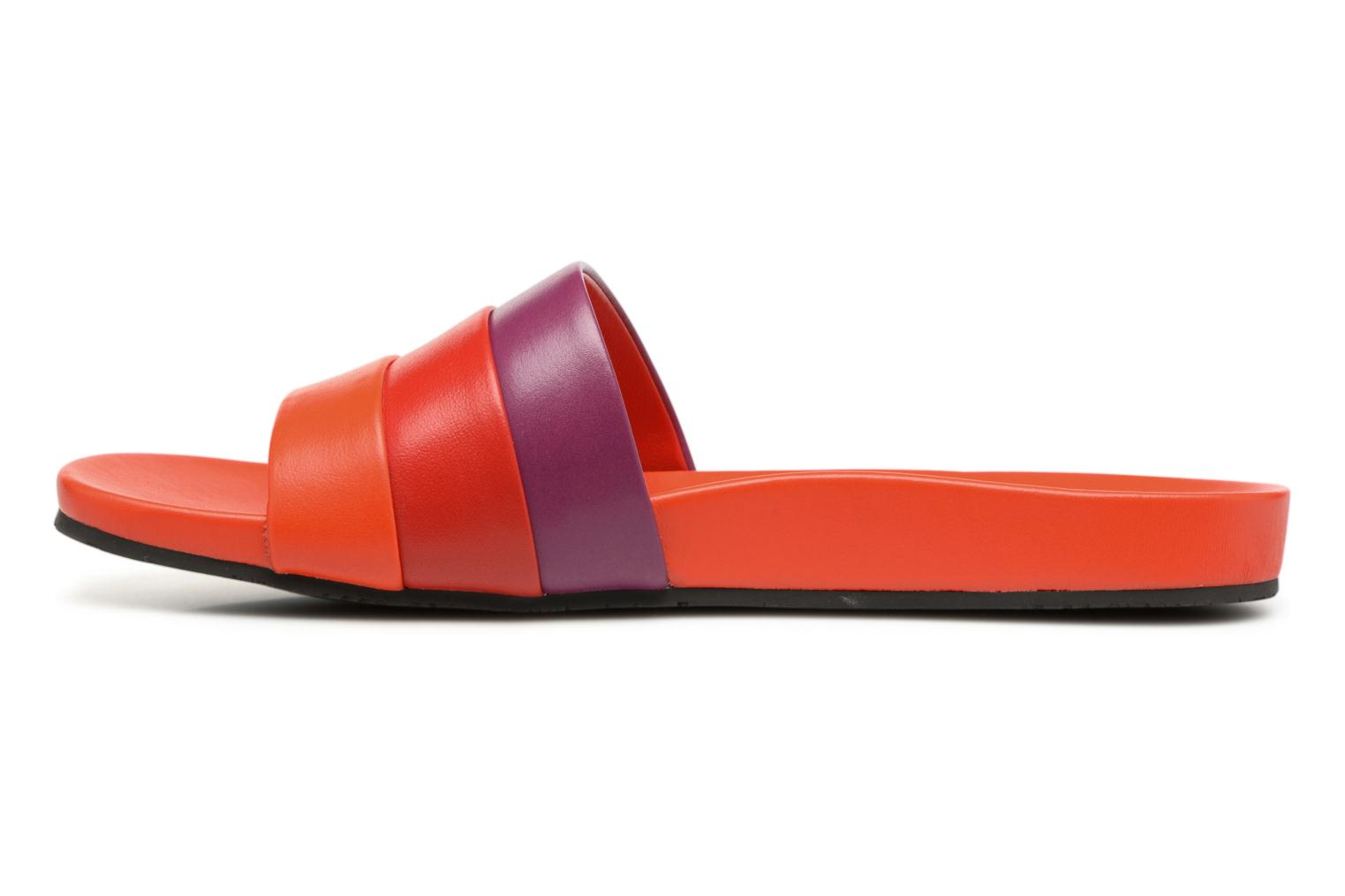 Mules & clogs Opening Ceremony Kaatya Sandal Red front view