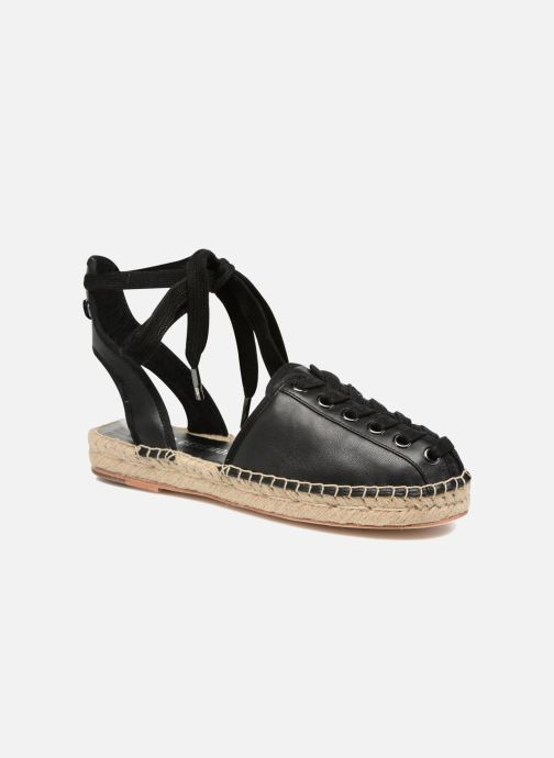 f4c2f56fcc2 Espadrilles Opening Ceremony Kahsea Espadrille Black detailed view  Pair  view